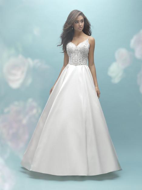 9454 Wedding                                          dress by Allure Bridals