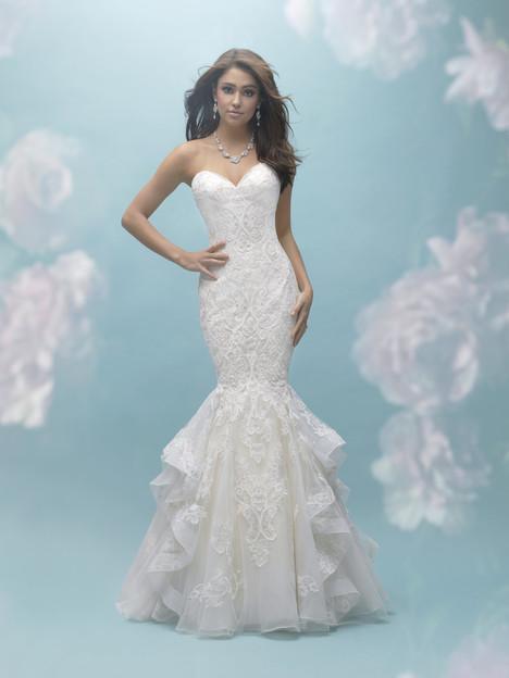 9456 Wedding                                          dress by Allure Bridals
