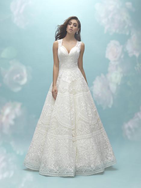 9457 Wedding                                          dress by Allure Bridals