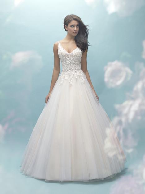 9459 Wedding                                          dress by Allure Bridals