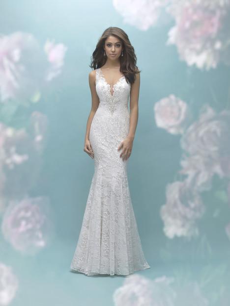 9460 Wedding                                          dress by Allure Bridals