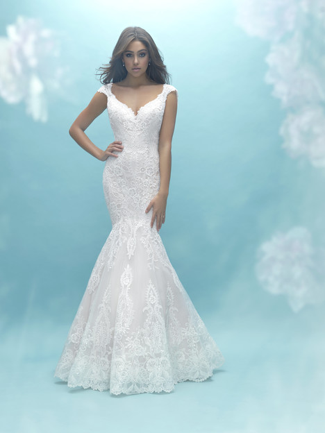 9471 Wedding                                          dress by Allure Bridals
