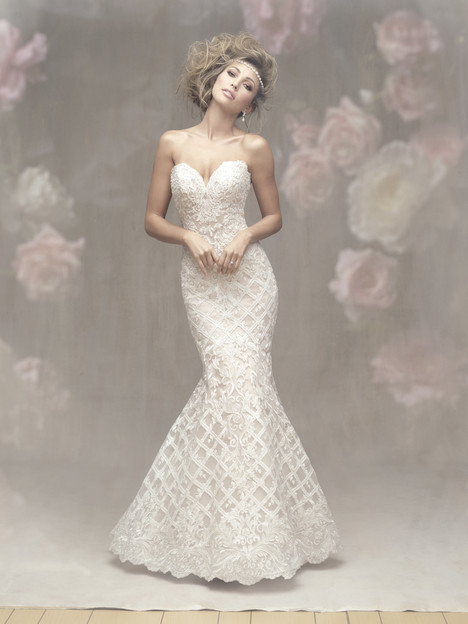 C453 Wedding                                          dress by Allure Bridals : Allure Couture