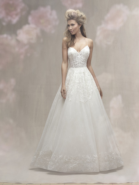 C454 Wedding                                          dress by Allure Bridals : Allure Couture
