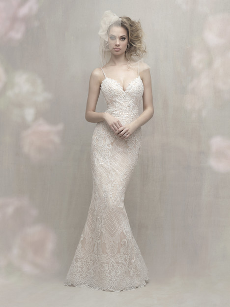 C458 Wedding                                          dress by Allure Bridals : Allure Couture