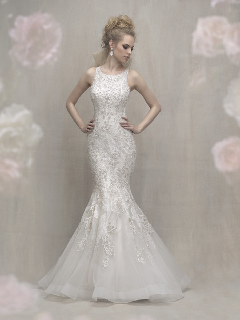 C460 Wedding                                          dress by Allure Bridals : Allure Couture
