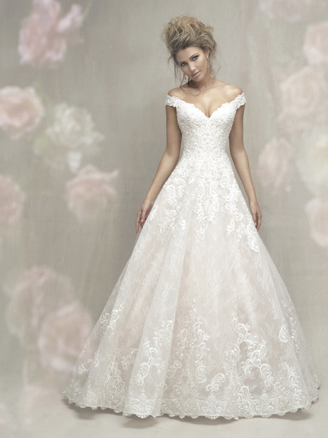 C461 Wedding                                          dress by Allure Bridals : Allure Couture