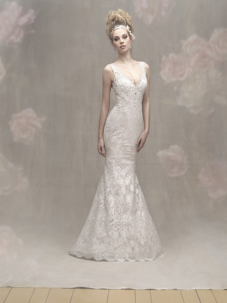 C462 Wedding                                          dress by Allure Bridals : Allure Couture