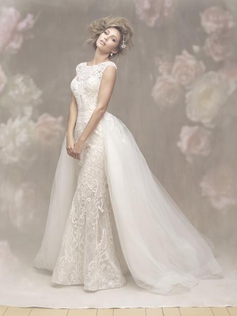 C463 (+ train) Wedding                                          dress by Allure Bridals : Allure Couture