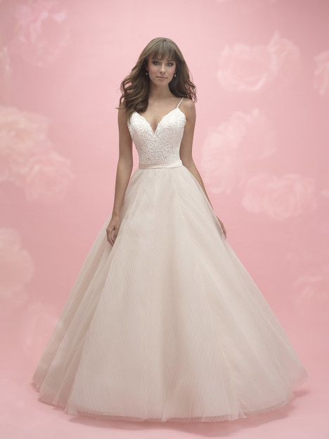 3050 Wedding                                          dress by Allure Bridals : Allure Romance