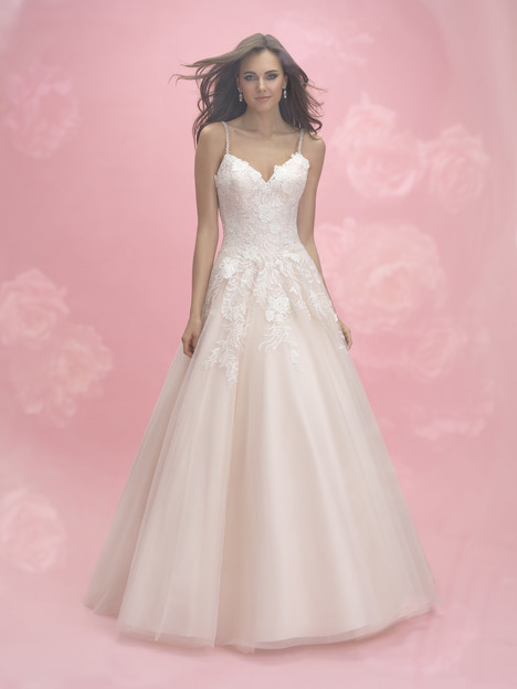 3053 Wedding                                          dress by Allure Bridals : Allure Romance