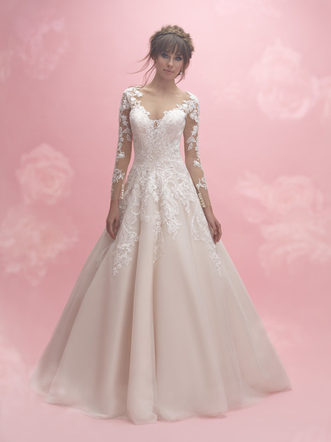 3059 Wedding                                          dress by Allure Romance