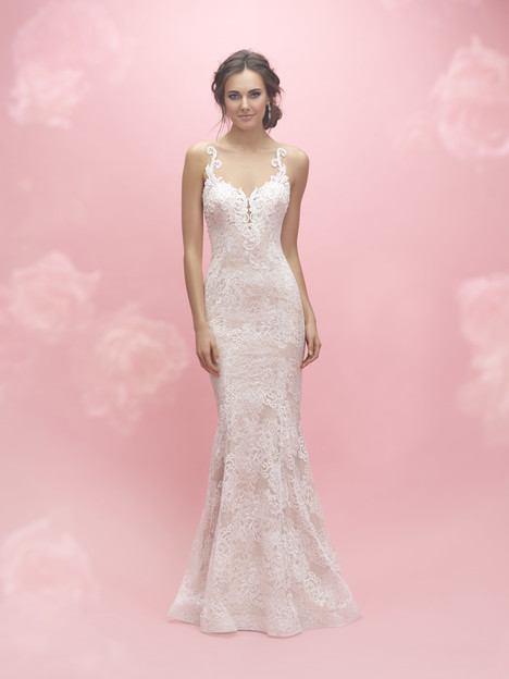 3060 Wedding                                          dress by Allure Bridals : Allure Romance