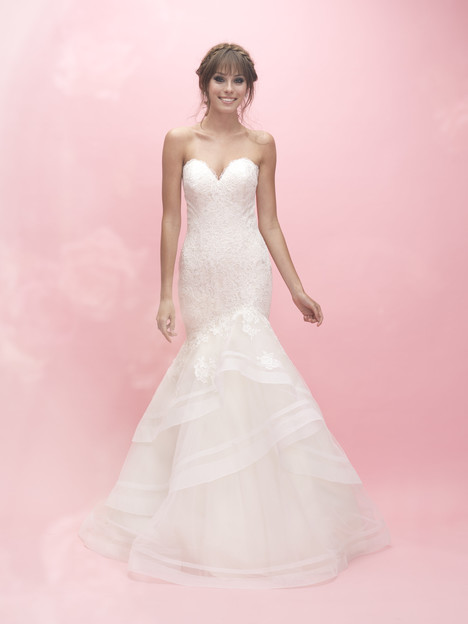 3064 Wedding                                          dress by Allure Bridals : Allure Romance