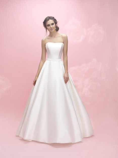 3065 Wedding                                          dress by Allure Bridals : Allure Romance