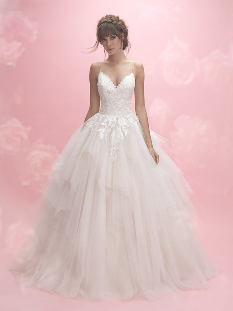 3067 Wedding                                          dress by Allure Romance