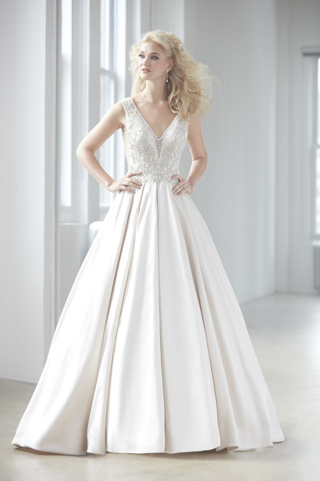 MJ350 Wedding                                          dress by Madison James