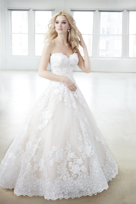 MJ354 Wedding                                          dress by Madison James