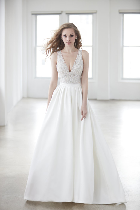 MJ358 Wedding                                          dress by Madison James
