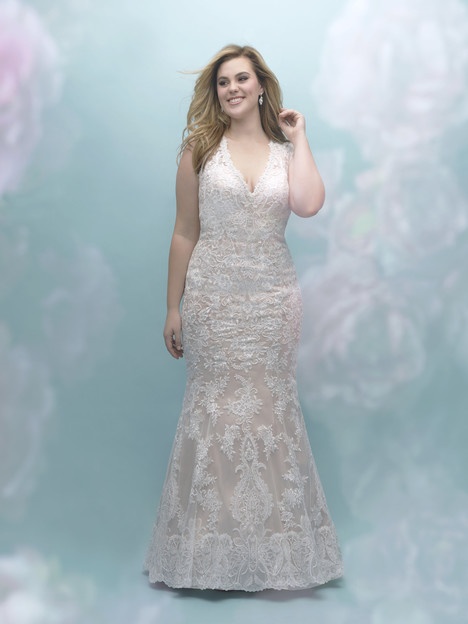W404 Wedding                                          dress by Allure Bridals : Allure Women