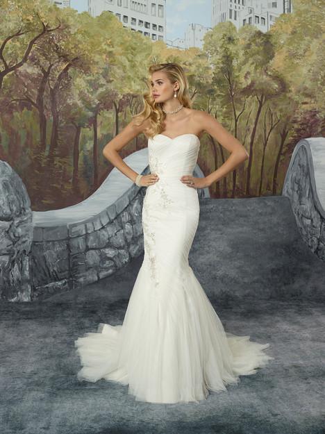 8917 Wedding                                          dress by Justin Alexander