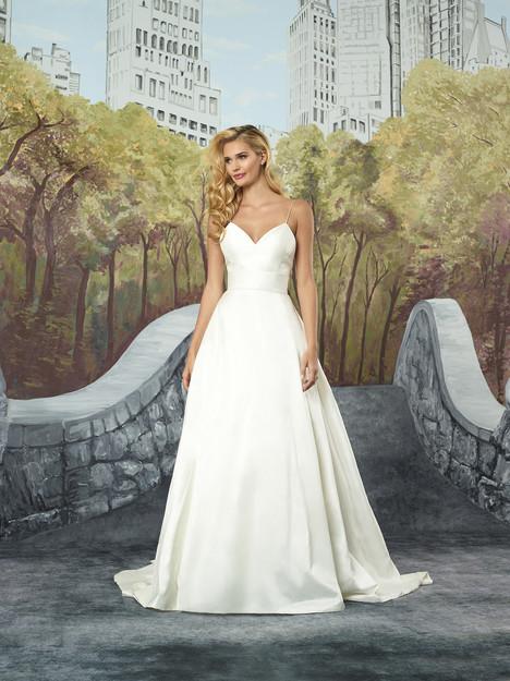 8927 Wedding                                          dress by Justin Alexander