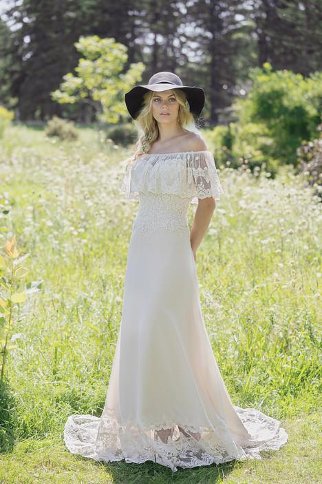 6479 Wedding                                          dress by Lillian West