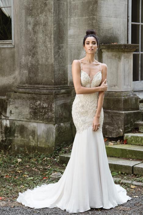 9876 Wedding                                          dress by Justin Alexander Signature