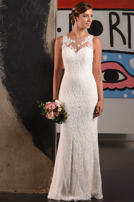 504 gown from the 2017 Bridalane collection, as seen on dressfinder.ca
