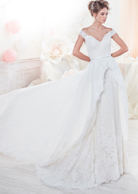 COAB18245 (2) Wedding                                          dress by Colet