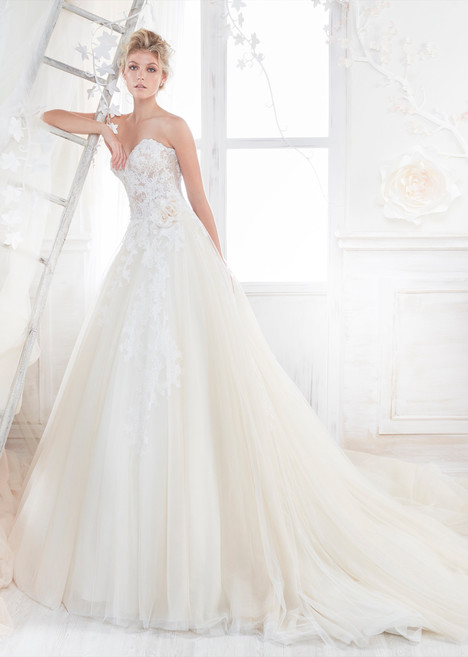 COAB18250 Wedding                                          dress by Colet