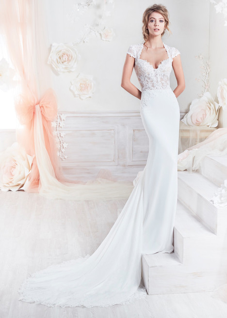 COAB18254 Wedding dress by Colet