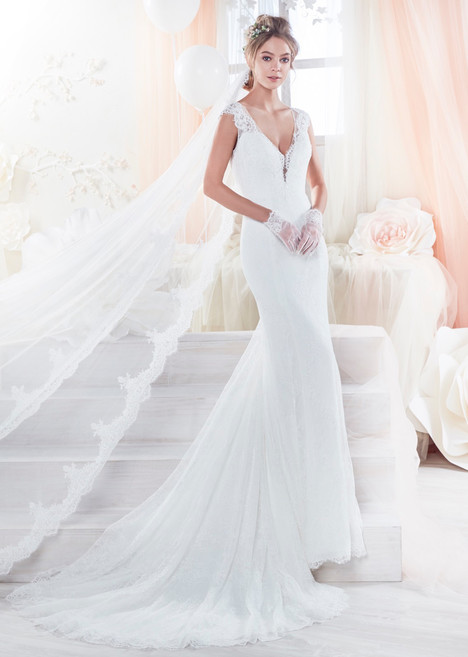 COAB18256 Wedding dress by Colet