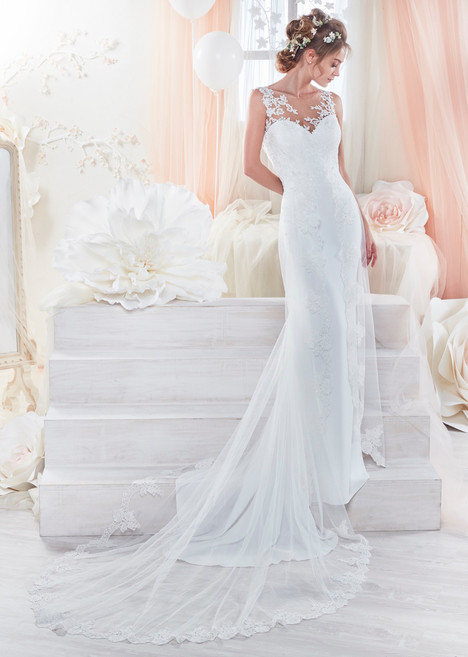COAB18260 Wedding dress by Colet
