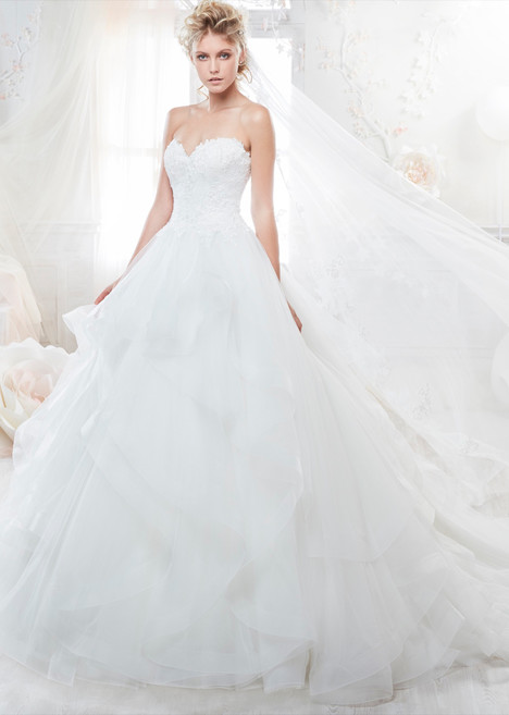 COAB18277 Wedding                                          dress by Colet