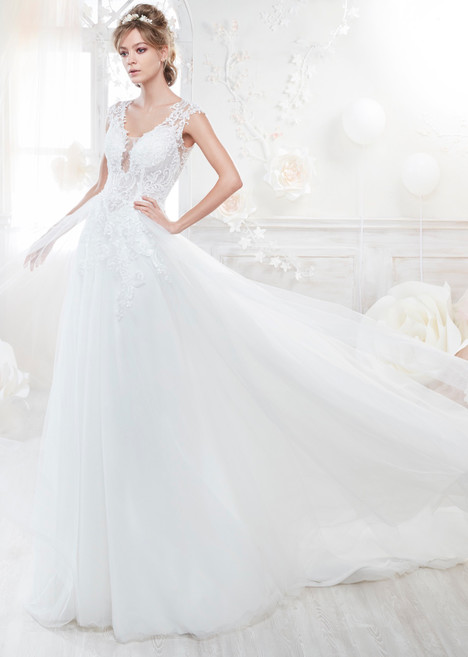 COAB18278 Wedding                                          dress by Colet