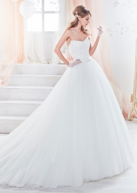 COAB18301 Wedding dress by Colet