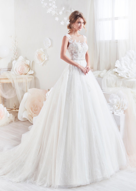 COAB18303 Wedding                                          dress by Colet