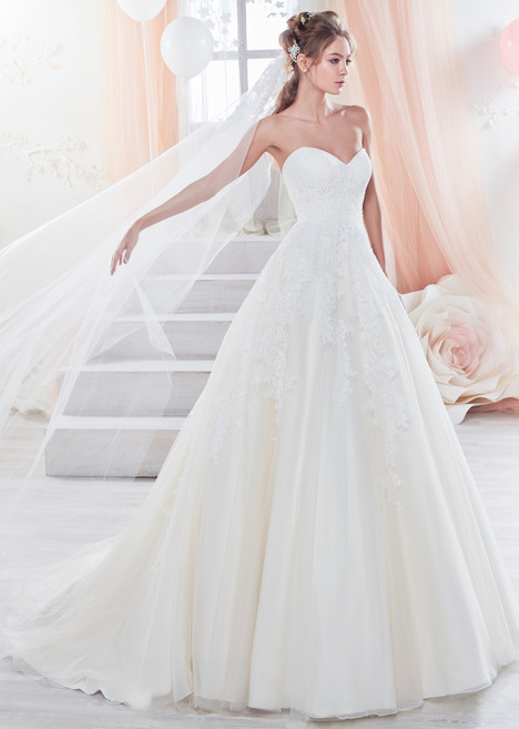 COAB18315 Wedding                                          dress by Colet