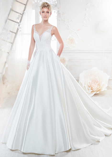 COAB18335 Wedding dress by Colet