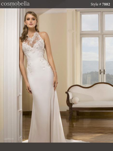 7882 Wedding                                          dress by Cosmobella
