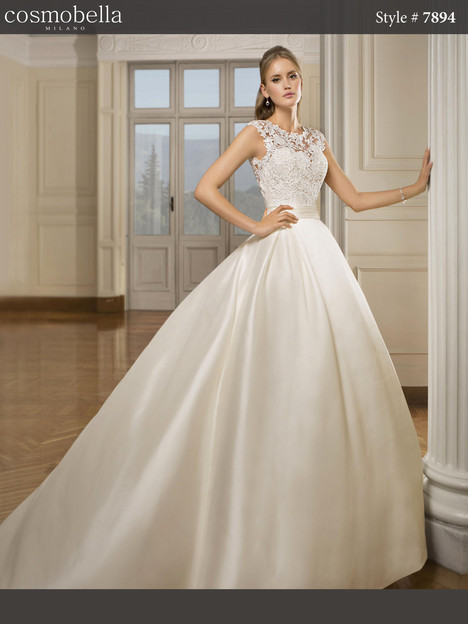 7894 Wedding                                          dress by Cosmobella