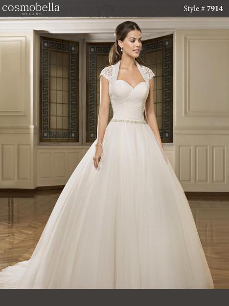 7914 Wedding                                          dress by Cosmobella
