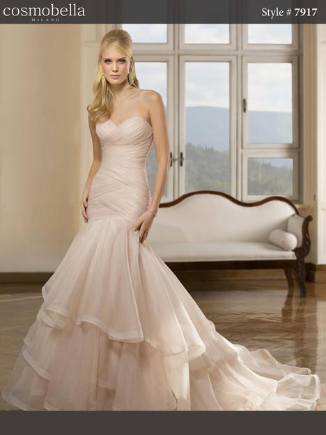 7917 Wedding dress by Cosmobella