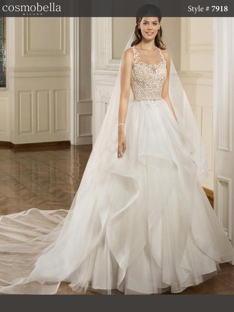 7918 Wedding                                          dress by Cosmobella
