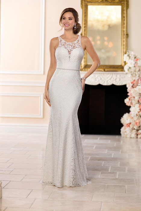 Style 6550 gown from the 2017 Stella York collection, as seen on dressfinder.ca