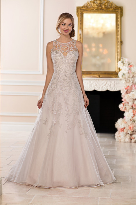 6553 gown from the 2017 Stella York collection, as seen on dressfinder.ca