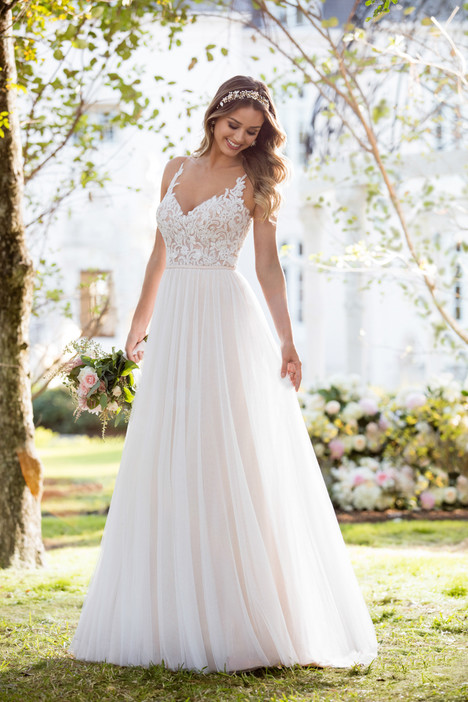 6555 Wedding                                          dress by Stella York