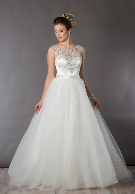 GP1080 Wedding                                          dress by Grace by Bridalane