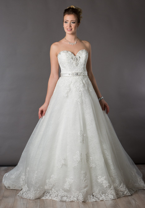 GP1081 Wedding                                          dress by Grace by Bridalane
